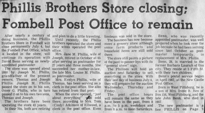 Phillis Brothers store closes.jpg